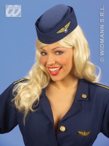 SANC3335H Flight Attendant Hat