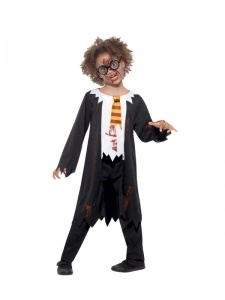 SM49831 Childs Zombie Student Costume