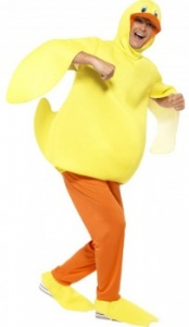 SM43390 Adult Duck Costume
