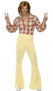 SM39436 Mens 70s Groovy Guy Costume