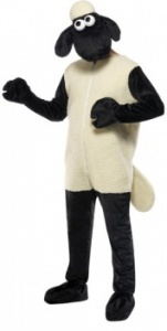 SM31329 Adult Shaun The Sheep Costume