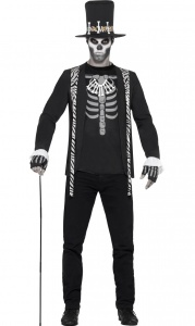 SM45569 Mens Witch Doctor Costume